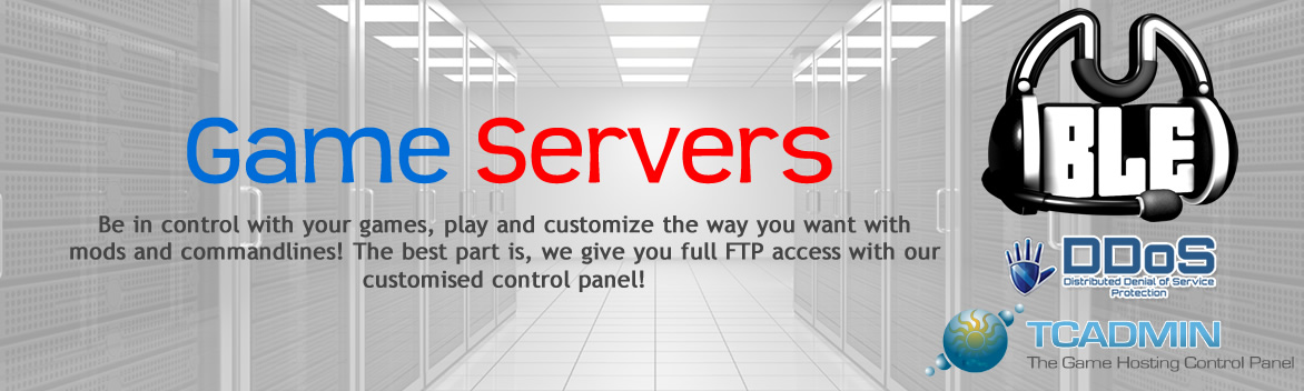 Britain Connected   Game Servers